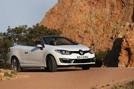megane renault convertible renault launches facelifted megane coupe cabriolet with new