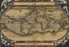 Different Types Of Maps World Map Wikipedia