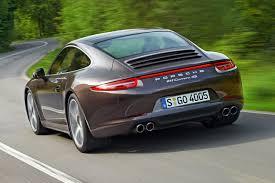 porsche carrera 911 turbo porsche 911 turbo mit allradlenkung bilder autobild de