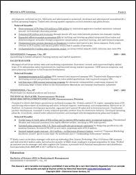 executive resume tips resume sample for executives