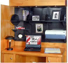 Wall Organizer Office Wall Control Office Organizer Metal Pegboard Kit