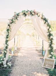 Wedding Archway Bohemian Wedding Arches Turn Any Space Into A Romantic Enclave
