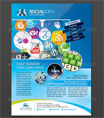 19 social media flyers free psd ai eps format download free