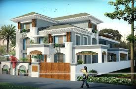 bungalow designs bunglow design 3d architectural rendering services 3d bungalow