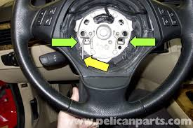 2006 bmw 330i airbag light bmw e90 steering wheel replacement e91 e92 e93 pelican parts