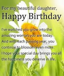 birthday cards for daughters facebook wall happy birthday