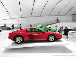 enzo ferrari museum supercar themed road trip in italy u0027s motor valley emilia romagna