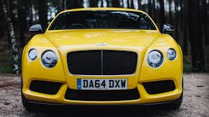 bentley car the bentley continental gt v8 s throws tradition out the door