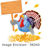 royalty free thanksgiving turkey stock clipart page 1