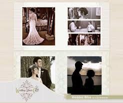 White Wedding Album Wedding Album Design Template 57 Free Psd Indesign Format