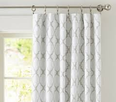 Blackout Curtains Gray Attractive Gray And White Blackout Curtains And White And Gray