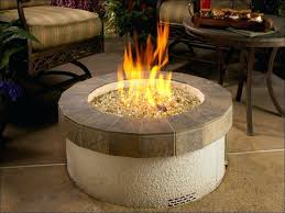 outdoor propane fire pit inserts fireplace home depot insert