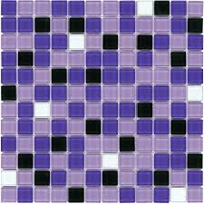 purple kitchen backsplash blue glass mosaic tile backsplash glass mosaic tile purple blend