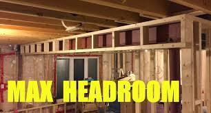 typical basement ceiling height seoegy com