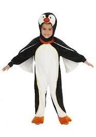 Kids Cat Halloween Costumes Penguin Girls Boys Toddler Kids Animal Halloween Costume Happy