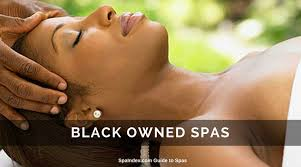 black owned spas and african american owned salons