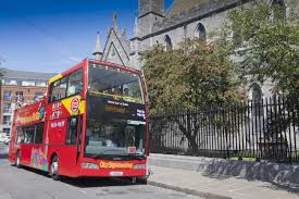 Hop On Hop Off New York Map by 1 Day City Sightseeing Dublin Hop On Off 2 Routes
