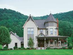 Victorian Houseplans by Small Victorian House Plans Hillside Victorian Style House