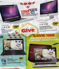 laptop deals best buy black friday best buy black friday 2010 deals u0026 ad scan