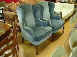 Velvet Wingback Chair Stunning Velvet Wingback Chair Modern Wing Chairs All