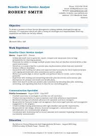 resume exles for customer service position client service analyst resume sles qwikresume