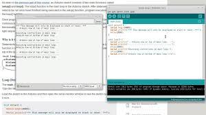 arduino main loop programming course part 2 youtube