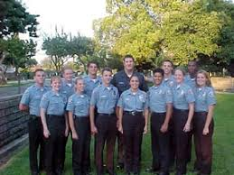 cadets and office aides city of garden grove