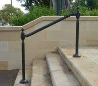 wrought iron handrail for outdoor steps ideas handrails hand