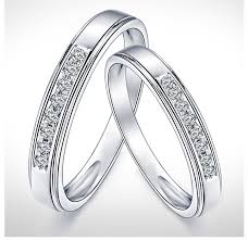 cheap wedding bands cheap couples matching diamond wedding ring bands on gold