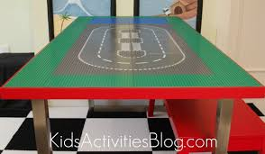 Diy Lego Table by 12 Diy Lego Tables And Stations For Your Little Ones Shelterness