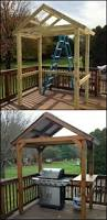 delight in manning the grill by building a diy grill gazebo in