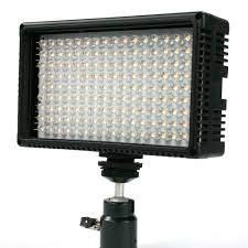 led studio lighting kit led video light kit led160 portable battery operated three light