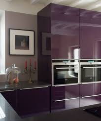 cuisine grise pas cher incroyable cuisine couleur aubergine cuisine aubergine et grise