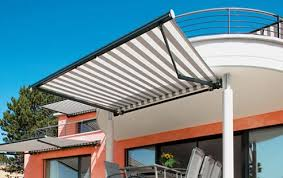 Retractable Folding Arm Awning Compact Retractable Folding Arm Awnings In Brisbane Blinds By