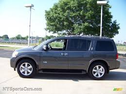 2008 nissan armada engine for sale 2008 nissan armada se in smoke gray 624455 nysportscars com