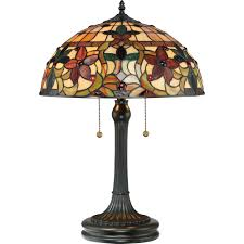 Tiffany Table Lamps Lamps Glass Type Stained Glass Tiffany Allquoizellighting