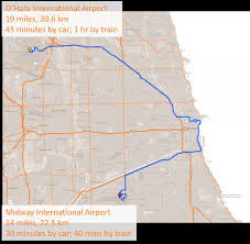 Chicago Redline Map by International Workshop On Oxide Electronics Iwoe 24