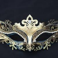 black and gold masquerade masks shop black and gold masquerade mask on wanelo