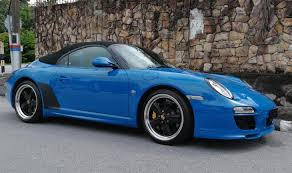 porsche for sale uk 2011 porsche 911 speedster for sale sports car