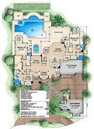 Two Master Bedroom Floor Plans 360 Best House Plans Images On Pinterest House Floor Plans