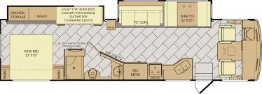Fleetwood 5th Wheel Floor Plans Storm Rv U2013 2017 Fleetwood Storm Rv U2013 Class A Gas Motorhomes