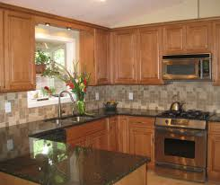 Backsplash Maple Cabinets Kitchen Maple Cabinets Kitchen Harmonious Kitchen Cabinets