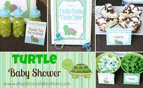 turtle baby shower turtle baby shower baby showers ideas