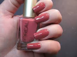 l u0027oreal paris nail polish in the color spice things up products