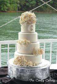 Classic Cake Decorations Rhinestone Decorations For Weddings Tiff Pearl Rhinestone