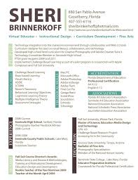 Sample Resume Objectives For Paraprofessional by Neoteric Ideas Instructional Designer Resume 5 Instructional