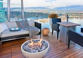 fire pit wood deck how to choose a firepit to make the outdoors cozy