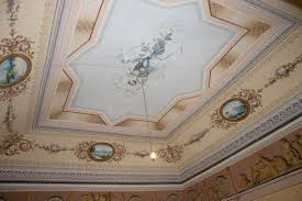 soffitti dipinti in alto il soffio leggero della pittura di antonio liuzzi e
