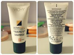 review vichy dermablend corrective foundation beauty with a b