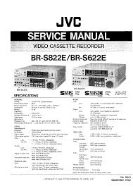 jvc brs622e service manual immediate download